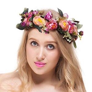 Accessories - Flower Crown